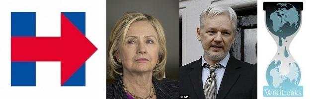 HillaryVsWikiLeaks