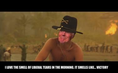 TrumpLiberal Tears