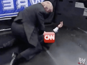 donald-trump-shares-wrestlemania-meme-of-him-tackling-cnn